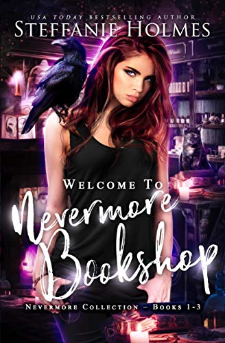 Welcome to Nevermore Bookshop (Books 1-3)