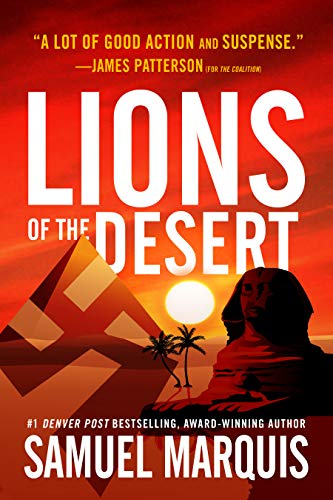 Lions of the Desert