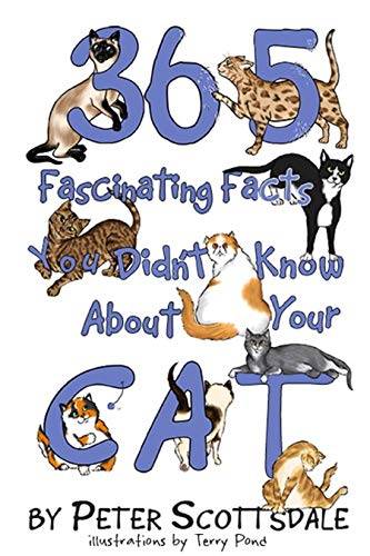 Free: 365 Fascinating Facts You Didn't Know About Your Cat