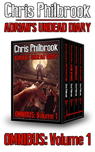 Free: Adrian's Undead Diary Omnibus: Volume One