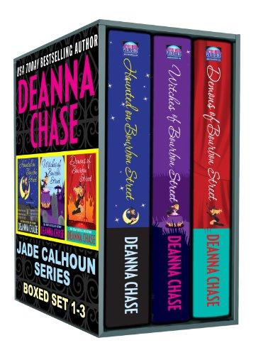 Free: Jade Calhoun Series Boxed Set (Books 1-3)