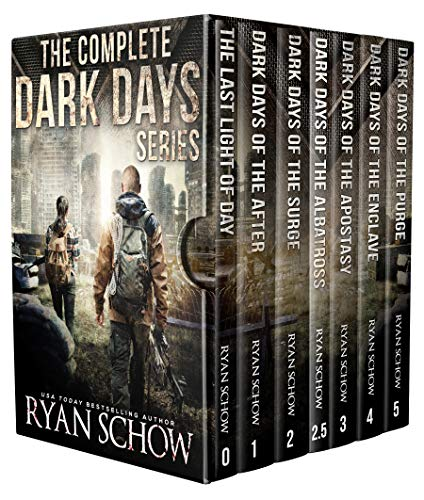 The Complete Dark Days of the After Series