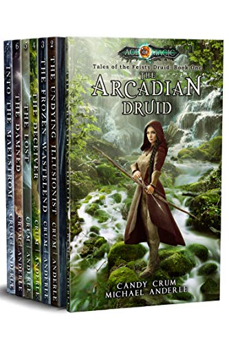 Tales of the Feisty Druid Omnibus (Books 1-7)