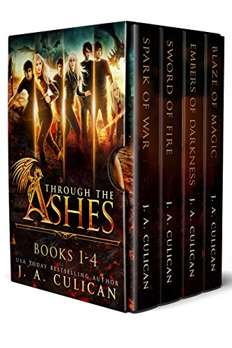 Through the Ashes: Complete Series
