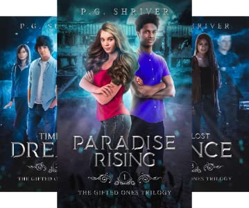 The Gifted Ones Trilogy