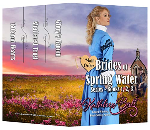 Free: Mail Order Brides of Spring Water Series (Books 1-3)