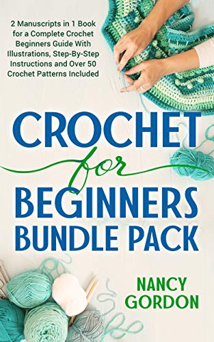 Free: Crochet For Beginners Bundle Pack