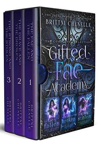 Gifted Fae Academy – The Complete Collection