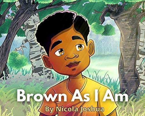 Free: Brown As I Am