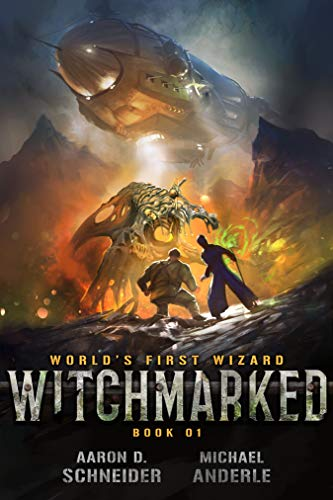 Free: Witchmarked