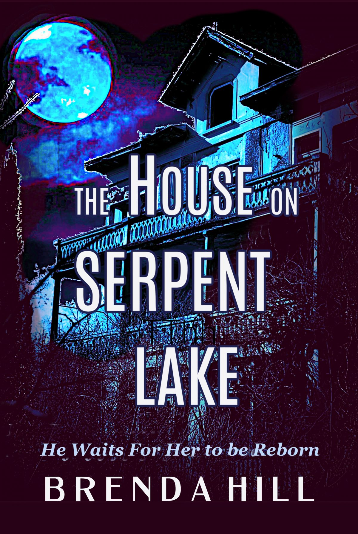 The House on Serpent Lake:  He Waits For Her to be Reborn