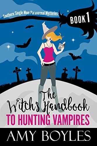 Free: The Witch's Handbook to Hunting Vampires