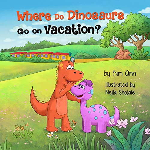 Free: Where Do Dinosaurs Go On Vacation?
