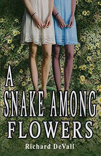 A Snake Among Flowers