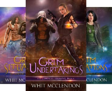 The GrimFaerie Chronicles