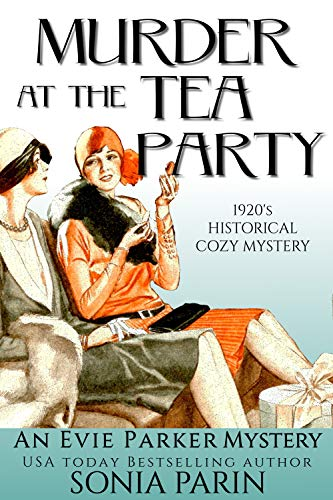 Mystery (An Evie Parker Mystery Book 2)