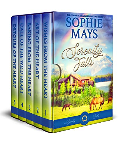 Sophie Mays' Serenity Falls Collection: Sweet Romance at Wyatt Ranch