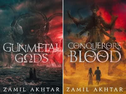 Free: Gunmetal Gods Saga