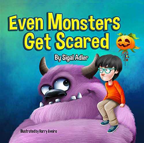 Free: Even Monsters Get Scared