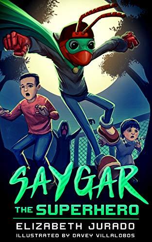 Free: Saygar the Superhero